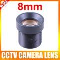 """8mm M12 Lente de 40 Graus de Ângulo de Segurança IR CCTV Board Lens M12x0.5 para 1/3 """"e 1/4"""" CCD Chipsets"""