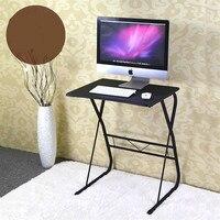 Новый стиль простой Современная мода Роскошные компьютер, ноутбук, Рабочий стол обучения таблицы бюро по высоте Бесплатная доставка
