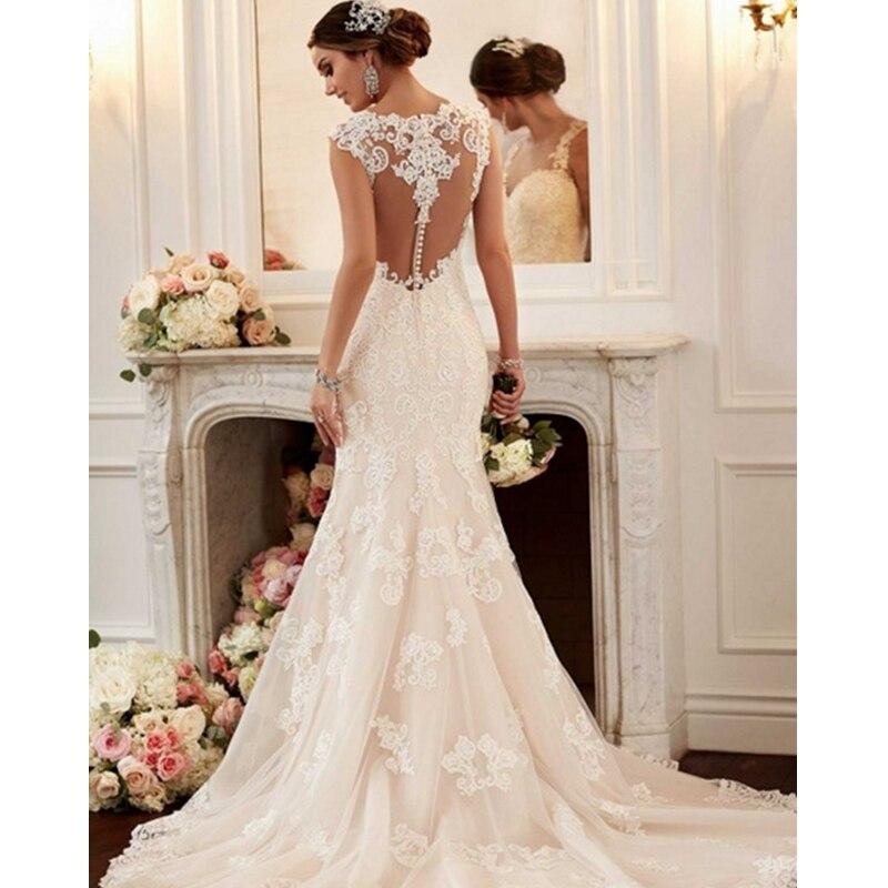 Großartig Vintage Hochzeit Kleider Galerie - Brautkleider Ideen ...