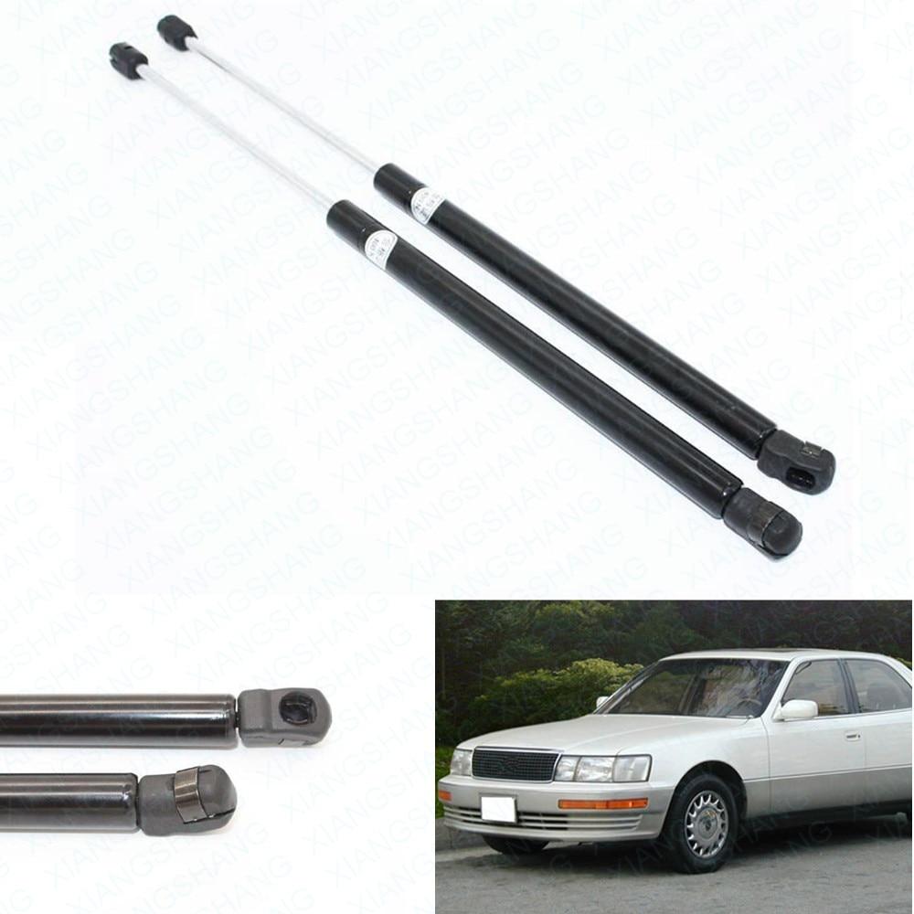 1992 Mercedes Benz 400 Se Suspension: 2pcs Auto Front Hood Bonnet Lift Support Shock Gas Struts