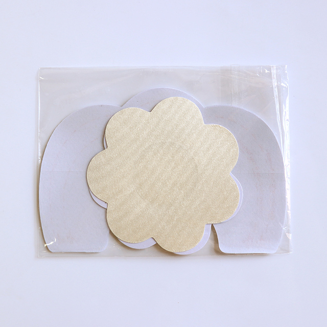 3 Style Invisible Strapless Backless Bra Pad Cleavage Enhance Stick Nipple Cover Disposable Breast Petals Lift 5
