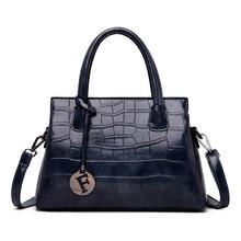 Fashion Ladies Hand Bag Women's Genuine Leather Handbag Designer Tote Bags for Women 2019 Luxury Brand Bags Sac A Main Femme все цены
