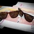2016 Homens Da Moda Óculos De Sol De Bambu De Madeira de Madeira óculos de sol Masculino Óculos De Sol Das Mulheres óculos Com Caixa De Vidro de madeira