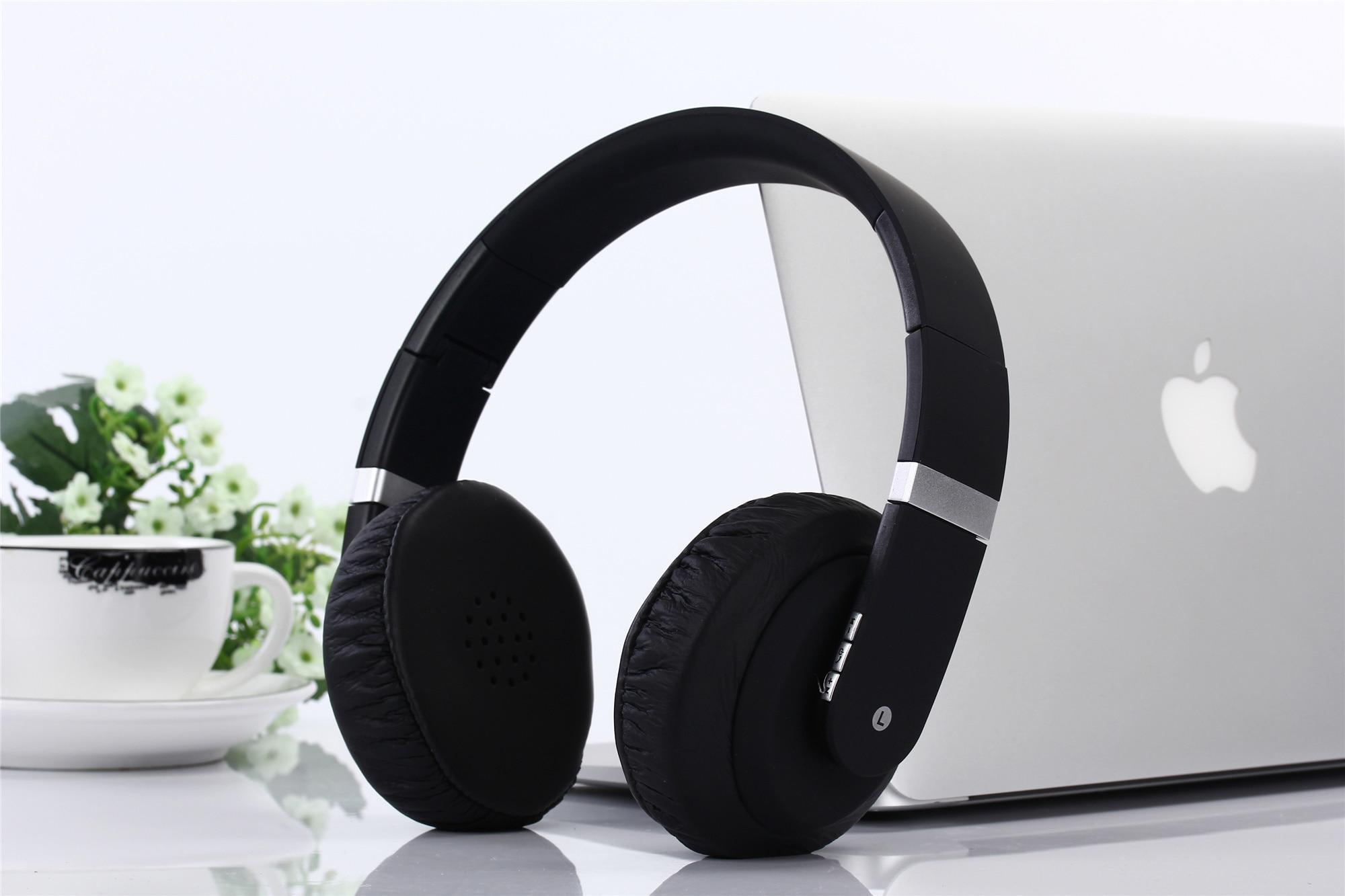 Symrun Port Mic Handsfree for Phone BT1602 Wireless Bluetooth Headphones Foldable Bluetooth Headset Portable Earphone with 3.5MM favourite 1602 1f
