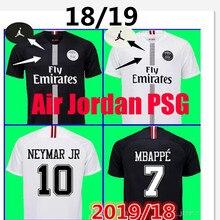 new S-XXL 2019 adult psg jersey NEYMAR JR MBAPPE PARIS soccer jersey 2018  2019 Paris shirt VERRATTI CAVANI MEN football t-shirt 995564757