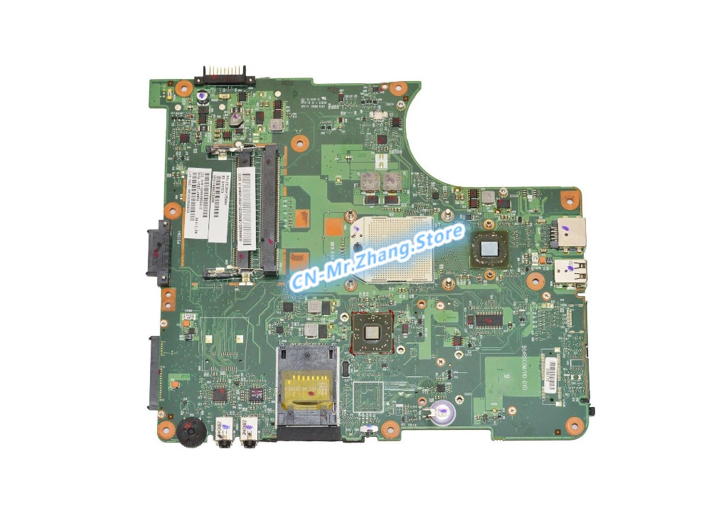 SHELI FOR Toshiba Satellite L355D L355D S790 Laptop Motherboard V000148140 6050A2175001 MB A02 DDR2