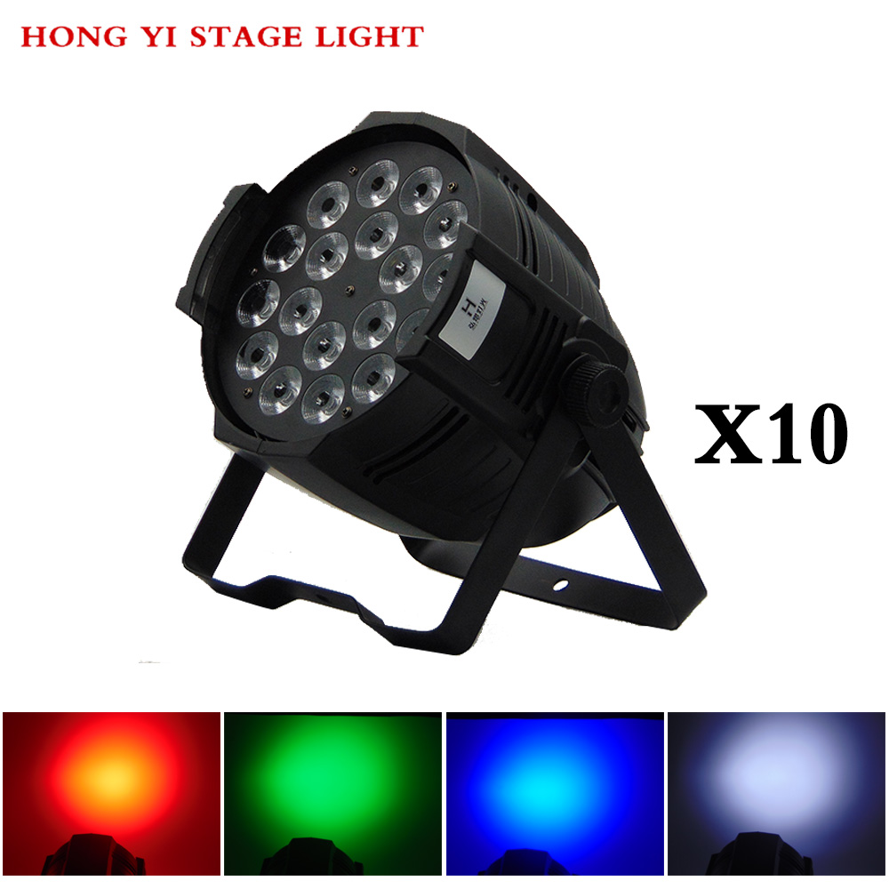 10pcs/lot 90W Red Green Blue white LED Par light Large Performances stage light dj цена