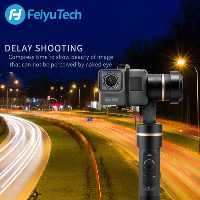 FeiyuTech officiële winkel voorverkoop fy G5 3-assige handheld - Camera en foto - Foto 4