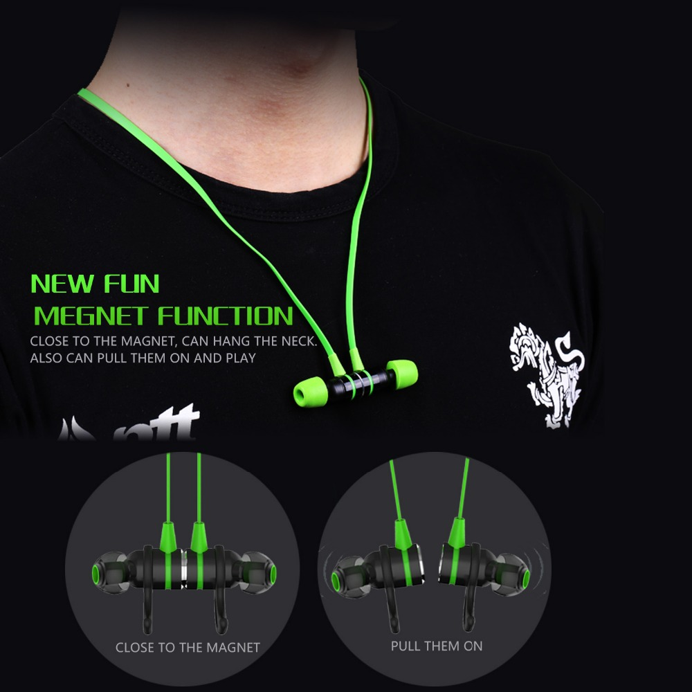Купить For Razer Hammerhead V2 Pro Earphone With Microphone Retail Box Inear Gaming Headsets Noise Isolation Stereo Deep Bass