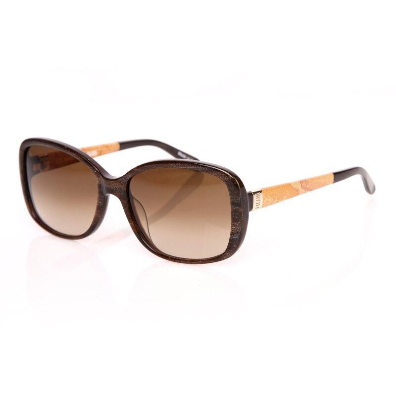 Oculos 2018 lunettes de Soleil Femmes Marque Designer Lunettes de Soleil En  Cuir Véritable Unique Style Lunettes Dames Oversize Lunettes MK0236 b2777523e30f