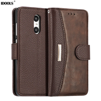 For Xiaomi Redmi Pro Case Luxury Stand Wallet Flip Cover Phone Bags Cases For Xiaomi Redmi