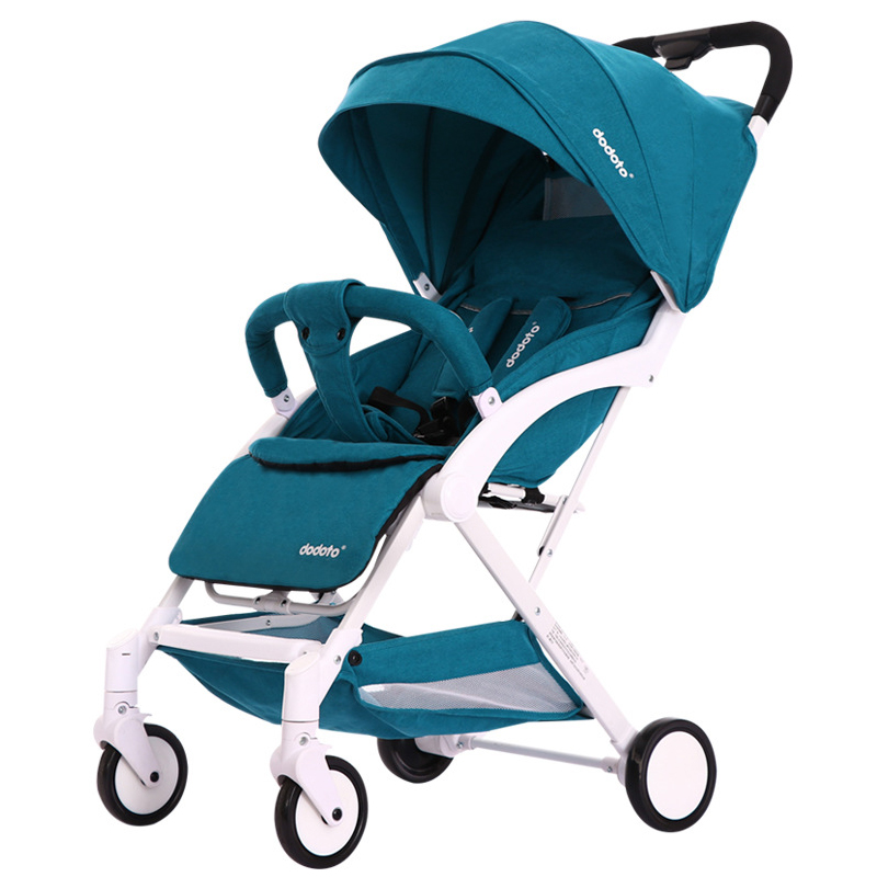 цена Baby carriage stroller lightweight Portable traveling stroller baby stroller Can be on the plane folding baby pram