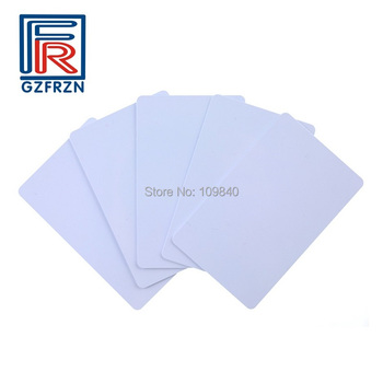 200pcs high quality 13.56mhz UID writable NFC Business Smart Card use for M1 S50 FM1108 chip cards