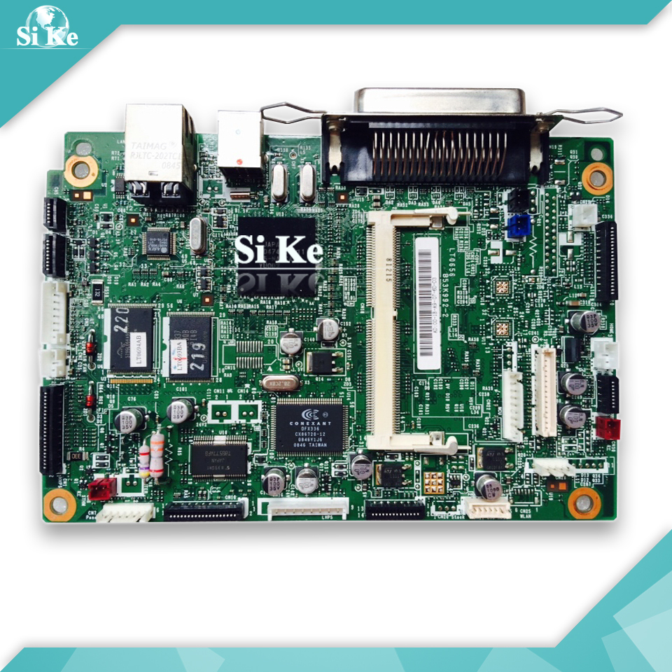 ФОТО Free shipping 100% guaranteed main Formatter board for Brother MFC-8480DN 8880DN 8890DW 8670DN 8480 8460 mainboard on sale