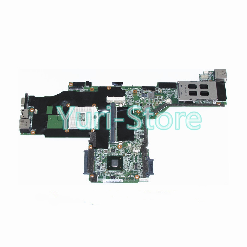 все цены на NOKOTION For lenovo thinkpad T420 T420I laptop motherboard FRU 63Y1697 QM67 DDR3 100% tset онлайн
