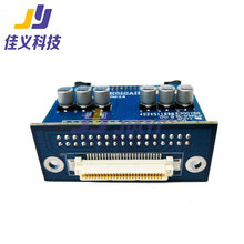 KM512AIB Ver.1.4 Exchange Board for Flora/Maijie/Allwin Series Inkjet Printer Connector Board Adapter Board цена