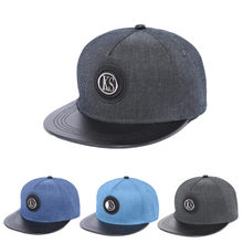 2018 spring new fashion baseball cap personality men and women trend cap  outdoor flat sun hat 50a088f8230a