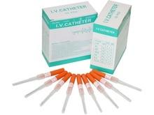 Tattoo Needles I.V. Catheter Needles 50PC Pro Sterilized Body Tattoo Piercing Needles I.V Catheter Piercing Tattoo Needles 14G
