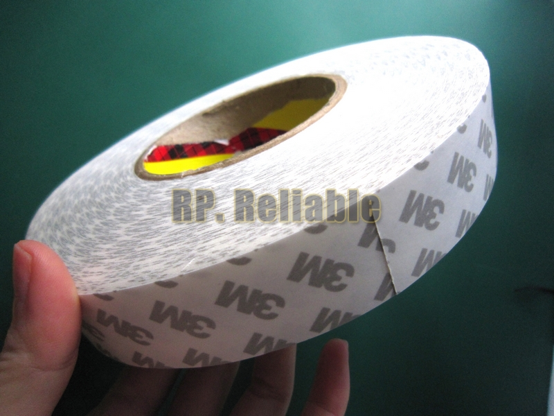 1 Roll 23mm*50M Two Sides Adhesive Tape, High Adhesion, for OA, Phone, Electric Case Housing, Nameplate, Camera Module Assembly цена и фото