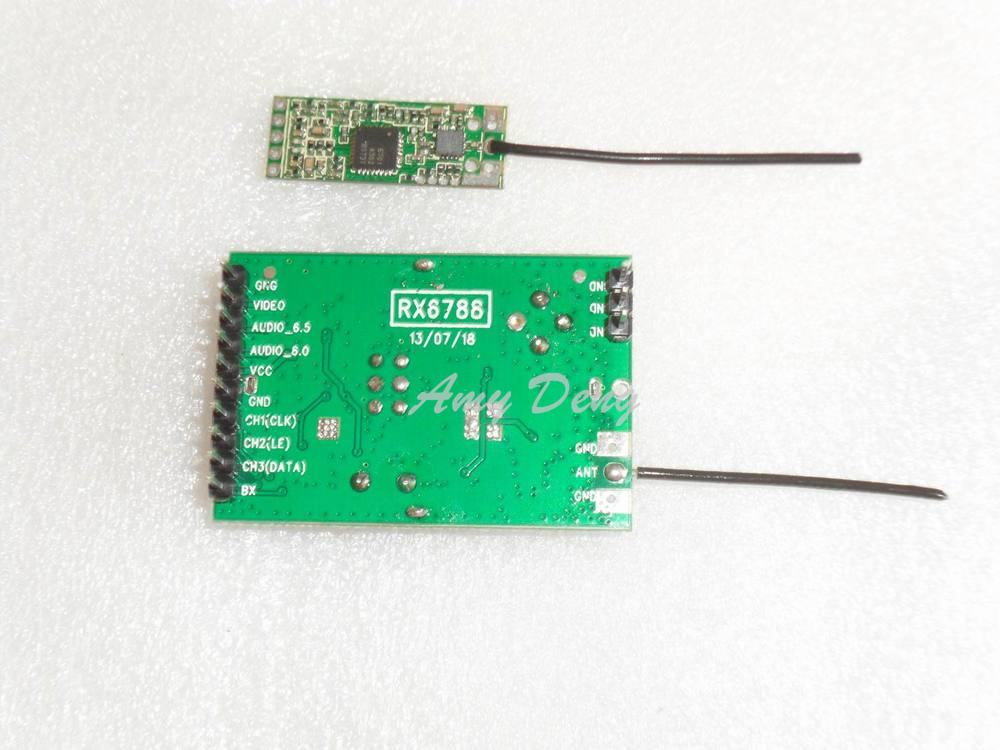 500MW stereo small size wireless video module, audio and video transmission, aerial special packages500MW stereo small size wireless video module, audio and video transmission, aerial special packages