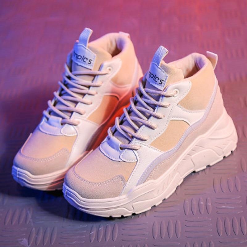 3 1 Moda Otoño Zapatos Nueva Y Cómodos El Mujer De Casuales Tendencia Invierno 2 qqwOTPY