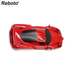 Reboto мультфильм красный автомобиль USB флеш-накопитель 4 ГБ 8 ГБ 16 ГБ U диск мини флеш-накопитель 32 Гб 64 ГБ USB 2,0 флеш-накопитель