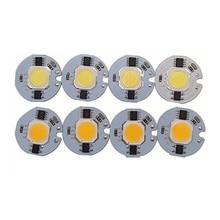 30 PCS/LOT Power CoB Led Lamp Chip 3W 5W 7W 9W Light Bulb 220V IP65 Smart IC White Warm For LED Spotlight Floodlight