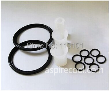 One Set of Spare Parts for Ice Cream Machine Parts Seal Rings, O-rings Ice Cream Maker Replacement