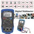 AC/DC Auto/Manual Range Digital Mini Multimeters Resistance,Capacitance,Inductance,Frequency,Diode hFE LCR Tester Back Light