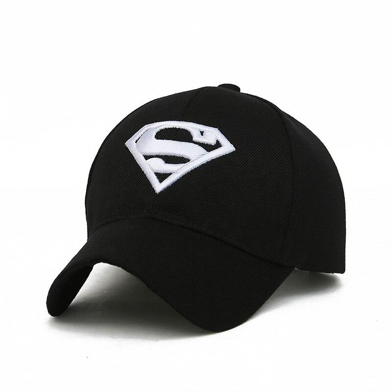 Spring Summer Gorras Superman Cap Superman Baseball Cap Men Brand Women Bone  Diamond For Adult Trucker Hat Sun Protection-in Baseball Caps from Apparel  ... 1929b276a723
