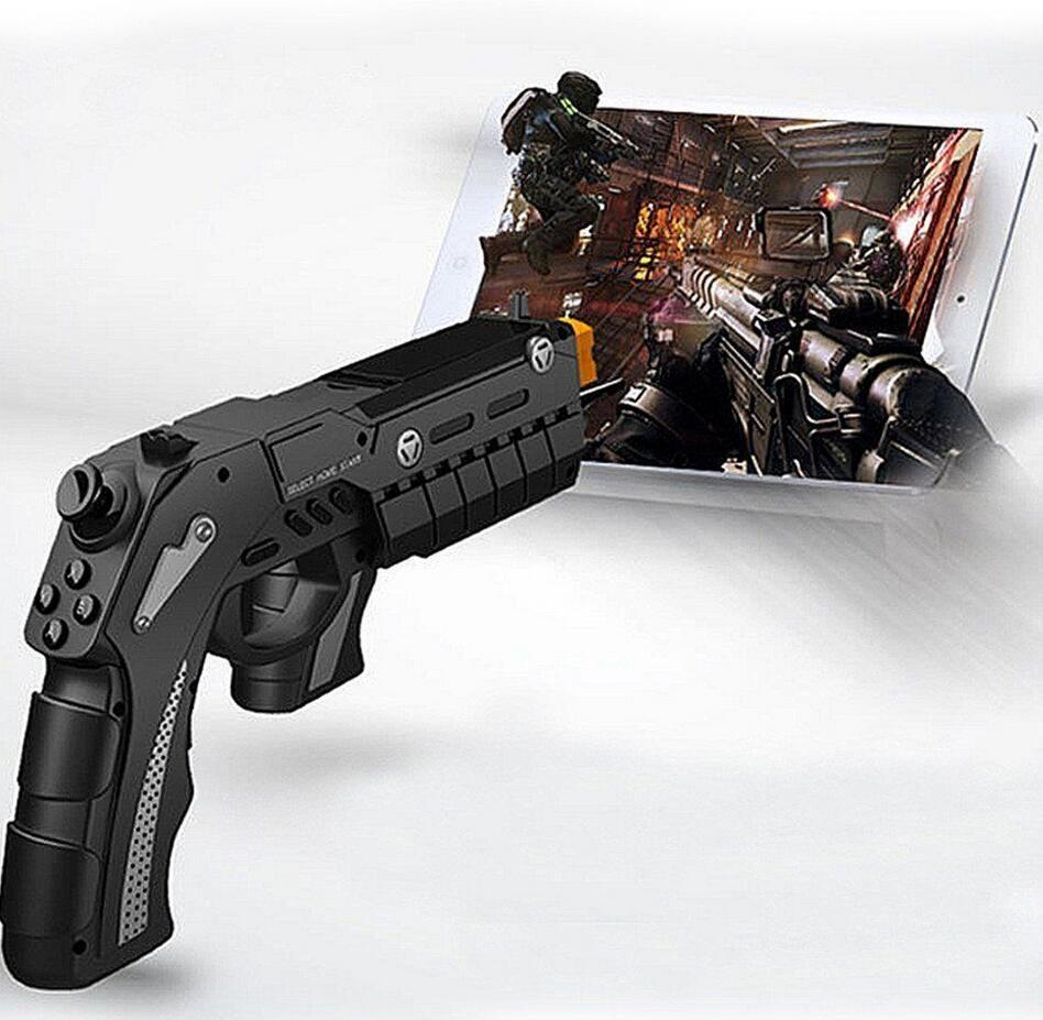 ФОТО New iPega PG 9057 Wireless Bluetooth Game Gun Controller Joysticker Gamepad