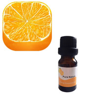 MIYUELENI 0.35Oz/bottle Top Quality Brazil Orange Aromatherapy Essential Oil For Diffuser Humidifier Purify Air Essential Oil