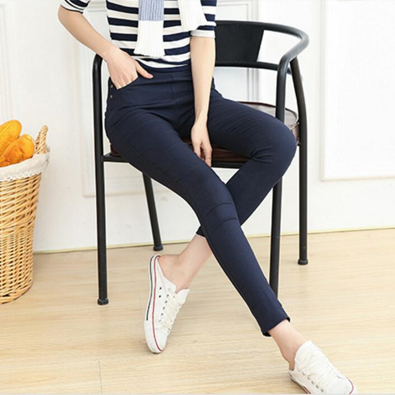 цены Carry buttock sexy cultivate one's morality leggings Europe and the United States pants jeggings jeans for women leggings M-5XL