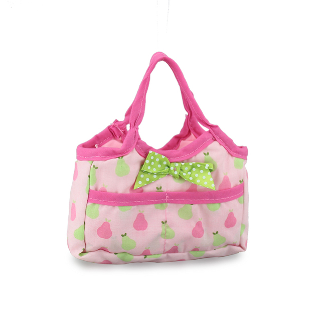 1Handbag  Fit For 43cm Baby Doll Reborn Baby Dolls Accessories