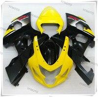 Мотоцикл Hot Красный Своих Обтекателя Тела Капота Для SUZUKI GSXR 600 750 К4 GSXR600 750 2004 2005 + 4 подарок