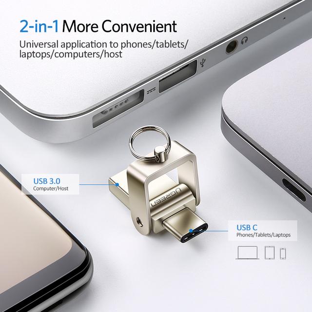 Stylish Metal USB Flash Driver