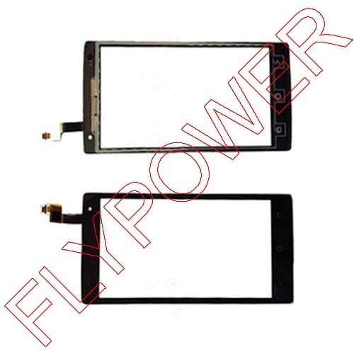 For Acer Liquid Z500 Digitizer Touch Screen Glass front panel by free shipping; 100% Warranty