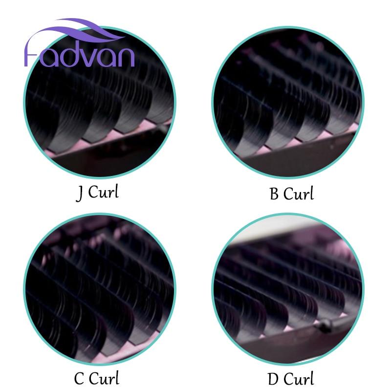 Fadvan кірпік 1 Кіріс Барлық өлшем JBCD - Макияж - фото 4