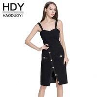 HDY Women S Dress Spaghetti Strap Winter Dress Women S Dresses 2017 Designs High Quality Split