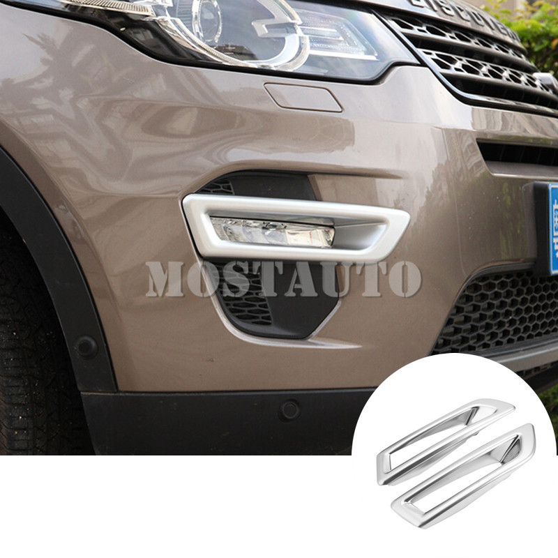 2018 Land Rover Discovery Interior: For Land Rover Discovery Sport ABS Front Fog Light Cover