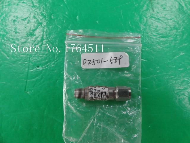 [BELLA] HEROTEK DZ501-589 0.5-1GHZ RF Coaxial Detector SMA