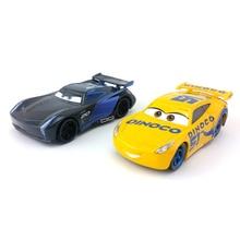 Disney Pixar Cars 3 Dinoco Cruz Ramirez   Jackson Storm Metal Diecast Toy  Car 1  0afecf72296d