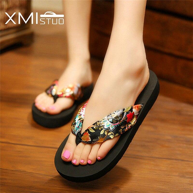 Las sandalias con estilo Sweet Style de XMISTUO se inclinan con un - Zapatos de mujer - foto 5