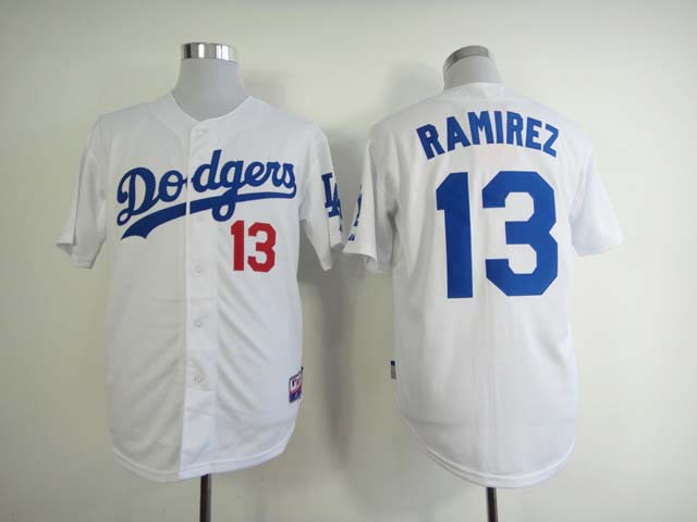 ... 2015 new Los Angeles Dodgers jerseys shirt Embroidery 13 Hanley Ramirez  Jersey authentic Dodgers jersey custom ... 4fa8ede3163