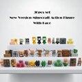 36 pçs/set 1.5-2.5 cm Figura de Ação Brinquedos Juguetes Espada Espada Minecraft Minecraft Jogo Modelo Figura Toy Kids Presentes Brinquedos