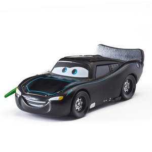 Disney Pixar Cars 3 Black Warrior Lightning McQueen Jackson Storm Mater 1:55 Diecast Metal Alloy Model Car ToyChildren Gift Boys