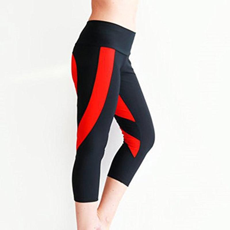 Women Leisure Pants High Quality Slim Running Fitness Leggings Good Elastic Profession Sports Pants Gym Pants