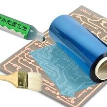 PCB материал Чувствительная сухая пленка производство PCB односторонняя плата Чувствительная пластина фотосенсорная мембрана медный ламинированный