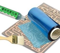 Material de PCB Producción de película seca sensible Placa de un solo lado placa sensible membrana fotosensorial revestimiento de cobre laminado