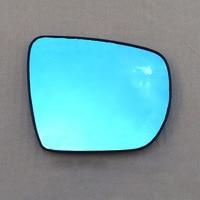 ¡Nuevo! gafas de espejo retrovisor lateral azul ancho calentadas solo 1 lado derecho para Hyundai Ix35